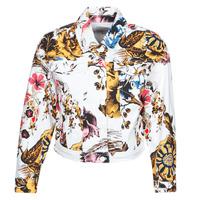 Oblečenie Ženy Džínsové bundy Desigual FANTASY Viacfarebná