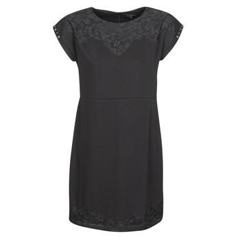 Oblečenie Ženy Krátke šaty Desigual BANQUET Čierna