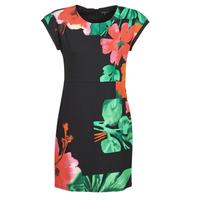 Oblečenie Ženy Krátke šaty Desigual PACIFIC OCEAN Viacfarebná