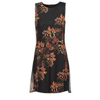 Oblečenie Ženy Krátke šaty Desigual PAPILLON Viacfarebná