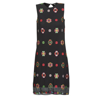 Oblečenie Ženy Krátke šaty Desigual TRESOR Viacfarebná