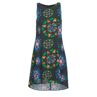 Oblečenie Ženy Krátke šaty Desigual CLAIR Viacfarebná