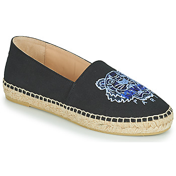 Topánky Ženy Espadrilky Kenzo ESPADRILLE CLASSIC TIGER Čierna
