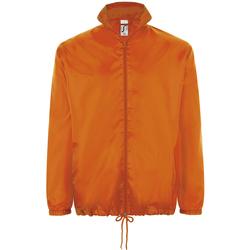 Oblečenie Vetrovky a bundy Windstopper Sols SHIFT HIDRO SPORT Naranja