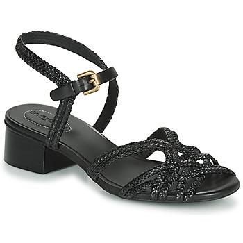 Topánky Ženy Sandále See by Chloé SB34161A Čierna