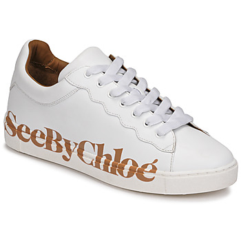 Topánky Ženy Nízke tenisky See by Chloé SB33125A Biela