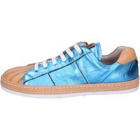 Topánky Ženy Nízke tenisky Moma BR907 Modrá