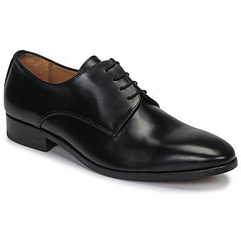Topánky Muži Derbie Brett & Sons POLIFE Čierna