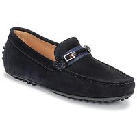 Topánky Muži Mokasíny Brett & Sons FARICE Námornícka modrá