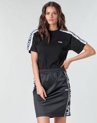 Oblečenie Ženy Tričká s krátkym rukávom Fila TANDY Čierna