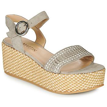 Topánky Ženy Sandále JB Martin 1CORSO Béžová