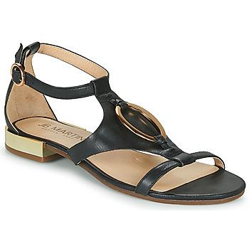 Topánky Ženy Sandále JB Martin BOCCIA Čierna
