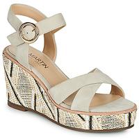 Topánky Ženy Sandále JB Martin EMEA Béžová