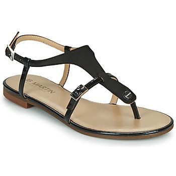 Topánky Ženy Sandále JB Martin 2GAELIA Čierna