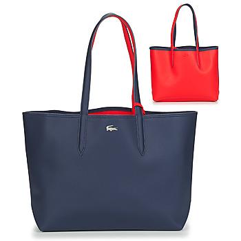Tašky Ženy Veľké nákupné tašky  Lacoste ANNA Námornícka modrá / Červená