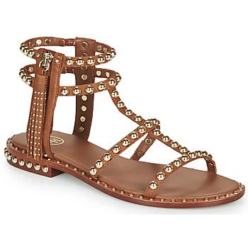 Topánky Ženy Sandále Ash POWER Hnedá