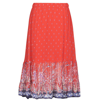 Oblečenie Ženy Sukňa Cream NALITA Červená