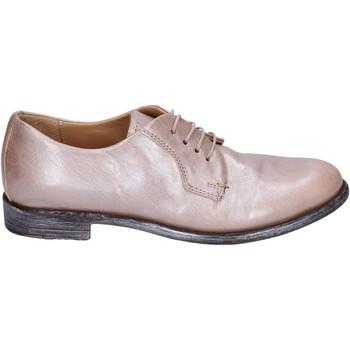 Topánky Ženy Derbie Moma BR949 Béžová