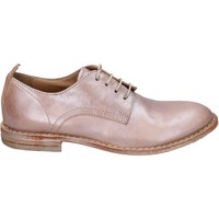 Topánky Ženy Derbie Moma BR951 Béžová