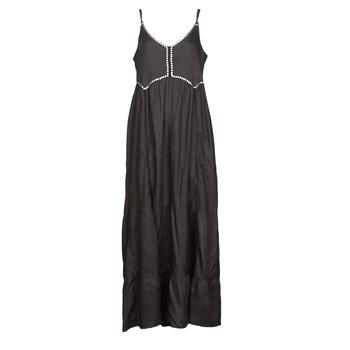 Oblečenie Ženy Dlhé šaty Kaporal ANGEL Čierna