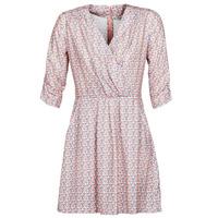 Oblečenie Ženy Krátke šaty Kaporal BABE Ružová