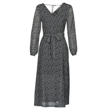 Oblečenie Ženy Dlhé šaty Ikks BQ30085-03 Čierna