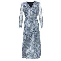 Oblečenie Ženy Dlhé šaty Ikks BQ30285-44 Modrá