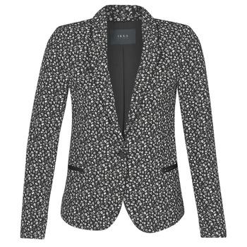 Oblečenie Ženy Saká a blejzre Ikks BQ40025-03 Čierna