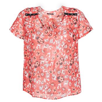 Oblečenie Ženy Blúzky Ikks BQ11145-37 Oranžová