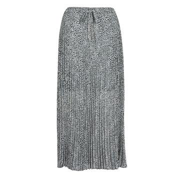 Oblečenie Ženy Sukňa Ikks BQ27075-30 Čierna / Biela