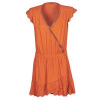 Oblečenie Ženy Krátke šaty Ikks BQ30155-75 Oranžová