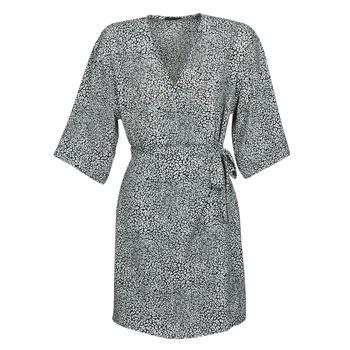 Oblečenie Ženy Krátke šaty Ikks BQ30415-03 Čierna / Biela