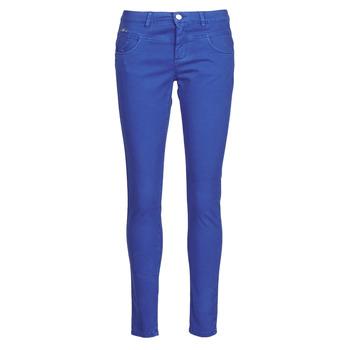 Oblečenie Ženy Nohavice päťvreckové One Step LE JUDY Modrá