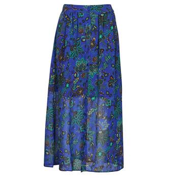 Oblečenie Ženy Sukňa One Step ALIZE Modrá / Zelená