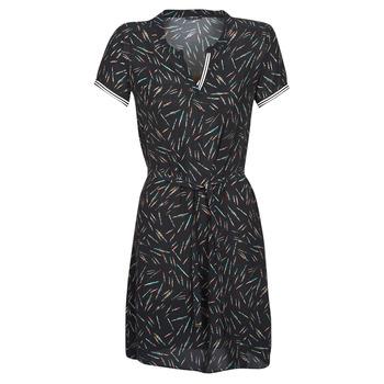 Oblečenie Ženy Krátke šaty One Step ROSA Čierna