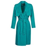 Oblečenie Ženy Kabátiky Trenchcoat One Step DAWY Modrá