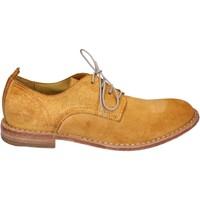 Topánky Ženy Derbie Moma BR959 Žltá