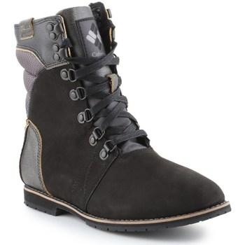 Topánky Ženy Polokozačky Columbia Twentythird Ave WP Mid Čierna