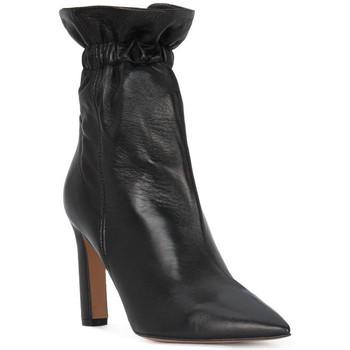 Topánky Ženy Čižmičky Priv Lab NAPPA NERO Nero