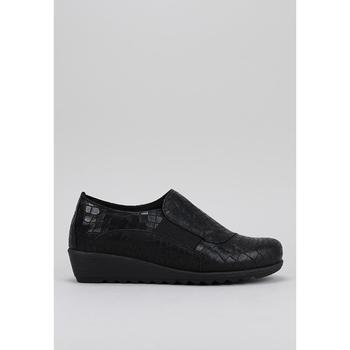 Topánky Ženy Mokasíny Amanda  Čierna