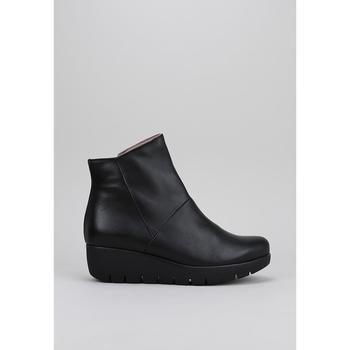 Topánky Ženy Nízke čižmy Sandra Fontan  Čierna