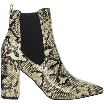Topánky Ženy Čižmičky Shop Art 20575C Beige