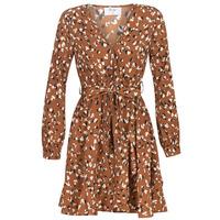 Oblečenie Ženy Krátke šaty Betty London LISONS Hnedá