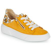 Topánky Ženy Nízke tenisky Gabor KURUKU Žltá