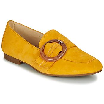 Topánky Ženy Mokasíny Gabor KROULINE Žltá