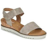 Topánky Ženy Sandále Gabor KARIBITOU Zlatá