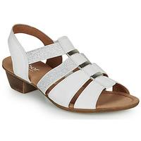 Topánky Ženy Sandále Gabor KEIJA Biela