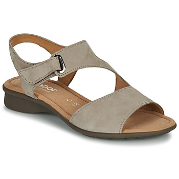Topánky Ženy Sandále Gabor KESTE Béžová