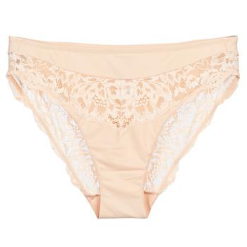 Spodná bielizeň Ženy Klasické nohavičky Triumph AMOURETTE CHARM TAI Béžová