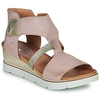Topánky Ženy Sandále Dream in Green LIRATIMO Ružová